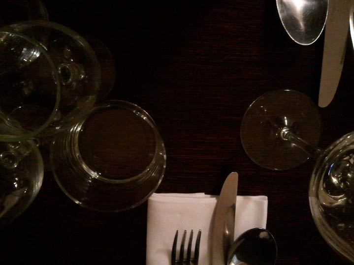 A place setting